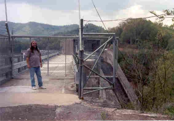 Lake Santeetlah Dam Project is Santeetlah Dam