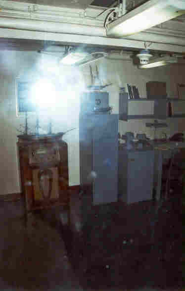 The Engine Room From Way Back: USS Yorktown